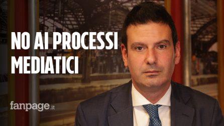 """Giustizia, intervista all'avvocato De Luca: """"Vi spiego i pericoli del processo mediatico"""""""