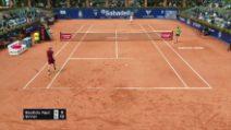 Barcellona, Sinner ai quarti: battuto Bautista-Agut