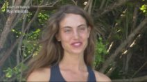 """L'Isola dei Famosi - Beatrice Marchetti: """"Resisto da sola"""""""
