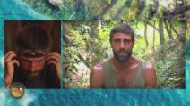 L'Isola dei Famosi - La crisi di Gilles Rocca