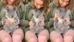 Coccole e carezze a profusione: le espressioni tenerissime del koala