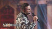 Amici - Raffaele canta Space Cowboy