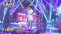 Amici - Tancredi canta I Love Rock'n'Roll, l'errore