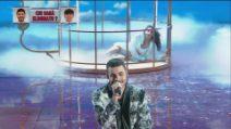 """Amici 2021, Raffaele canta il suo singolo """"Tasto reset"""""""