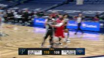 Sport - Nba - NBA Highlights: le partite della notte (25 aprile)