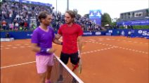 Atp Barcellona, finale a Nadal: il match point