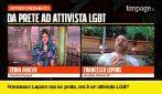 """Diritti civili, Francesco Lepore da prete ad attivista LGBT: """"La Lega ha paura del DDL Zan"""""""
