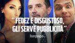 """La fidanzata di Franco Di Mare, direttore di Rai3: """"Vergognoso. Fedez, non capisci nulla"""""""