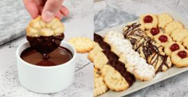 Perfect cookies: how to make them with a cookie press!