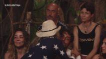 L'Isola dei Famosi - Vera Gemma e il bacio di Giuda