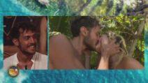 Awed single a L'Isola dei famosi bacia tutte le naufraghe