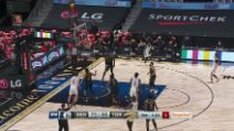 Toronto-Brooklyn 103-116: Durant conduce i Nets alla vittoria