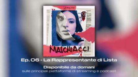 Francesca Michielin parla con la Rappresentante di Lista: l'anteprima di Maschiacci