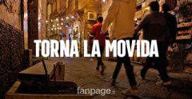 Zona gialla, Napoli si ripopola di notte: con la riapertura dei locali torna la movida
