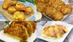 10 Idee facili e veloci che puoi realizzare con le zucchine!