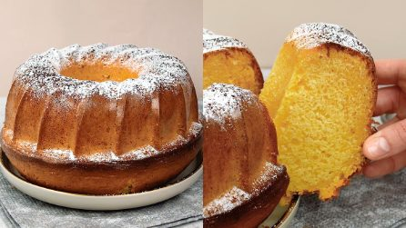 Condensed milk cake very high and fluffy!