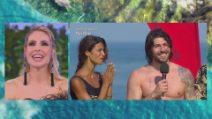 """Isola 2021, Ignazio accetta la prova del bacio. Cecilia Rodriguez: """"Niente lingua"""""""
