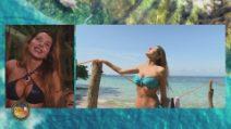 L'Isola dei Famosi - Manuela Ferrera accusata dai compagni di essere una scansafatiche