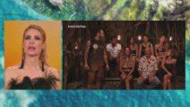 L'Isola dei Famosi - La scelta dei due leader