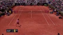 Sonego in semifinale, Rublev battuto: il match point