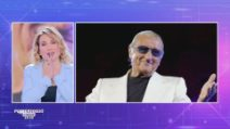 Pomeriggio Cinque - Tony Renis compie 83 anni, la gaffe di Barbara D'Urso
