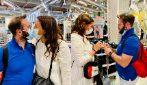 """""""Chiara, vuoi sposarmi?"""", la proposta di matrimonio durante lo shopping da Primark"""