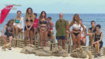 L'Isola dei Famosi - I nominati esprimono una preferenza prima dell'eliminazione