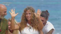 L'Isola dei Famosi - Valentina Persia salvata dal pubblico