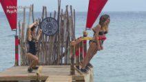 L'Isola dei Famosi - Isolde non salva Emanuela Tittocchia