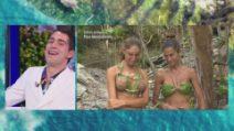 """L'Isola dei Famosi - Beatrice Marcherri e i """"Cock-porn"""""""