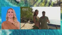L'Isola dei Famosi - Gilles Rocca sbarca su Playa Imboscada