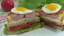 Sandwiches in a pan: the tasty idea to enjoy your meal