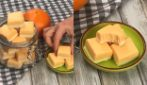 Orange Fudge: the easy recipe to make it at home!
