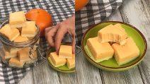 Fudge all'arancia: come preparare in casa un dolcetto che piacerà a grandi e piccini!