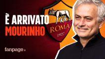 José Mourinho nuovo allenatore della Roma nella stagione 2021-2022