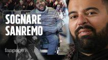 """Alessandro, cantante affetto da SMA, non smette di sognare: """"Amadeus portami a Sanremo"""""""