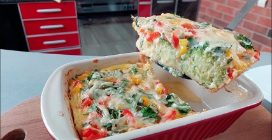 Savory cake with vegetables: the easy recipe to make a tasty meal