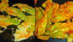 Fiori di zucca in pastella: come averli perfetti e croccanti