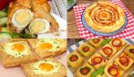 4 delicious ideas with puff pastry perfect as an appetizer!