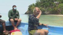 L'Isola dei Famosi - Ubaldo Lanzo si ritira