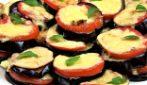 Medaglioni di melanzane al forno: la ricetta del contorno saporito