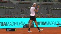 Madrid Open: Berrettini in semifinale, battuto Garin