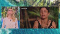 "L'Isola dei Famosi - Isolde Kostner: ""Ti vedo inattiva"""