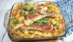 Cosce di pollo al forno: la ricetta per averle davvero gustose