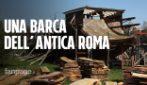 Come costruivano una nave gli antichi romani? A Fiumicino c'è chi lo sta sperimentando