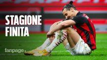 Zlatan Ibrahimovic, stagione finita: salterà gli Europei con la Svezia