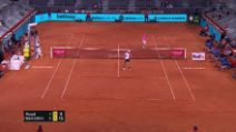 Madrid, Berrettini batte Ruud 6-4,6-4 e vola in finale