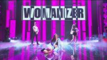 Amici20, la semifinale - Giulia balla Womanizer