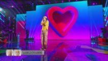 Amici - Sangiovanni - Sarà perché ti amo - La semifinale