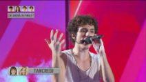 Amici20, Tancredi - La mia banda suona il rock - La semifinale